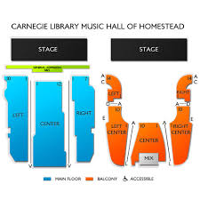 Carnegie Library Of Homestead Seating Chart Home Free Vocal Band Munhall Tickets 11 7 2019 8 00 Pm