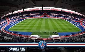ทัวร์สโมสรฟุตบอลปารีส แซงต์-แชร์กแมง (Paris Saint-Germain)  ที่สนามฟุตบอลปาร์กเดแพร็งส์