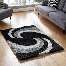 black and grey rugs cosy black grey black and gray kitchen rugs