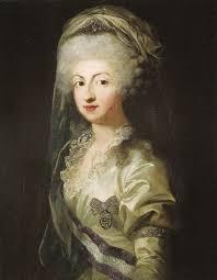 Carolina Maria Teresa di Borbone by Anton Graf (Galleria Nazionale, Parma)    Grand Ladies   gogm