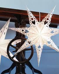 Paper Star Lantern Pattern