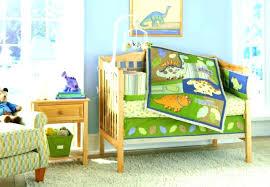 baby dinosaur nursery room decor decoration crib bedding set boy