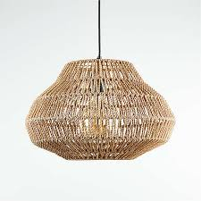 pendant lights for any room crate and