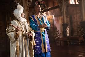 Aladdin Genie We Need To Talk About That Genie Development In Aladdin