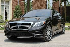 2015 Mercedes Benz S550 Front Angle Side  Digital Trends
