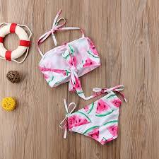 Watermelon Bathing Suit – Little White Star