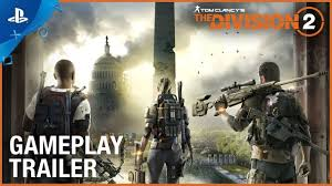 Tom Clancy's The Division 2 - E3 2018 ...