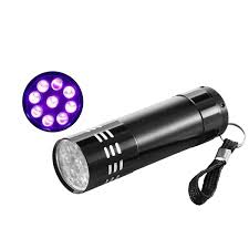 Blacklight Led Rope Light Uv Flashlight Black Light Uv Lights Ourleeme Ultraviolet