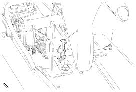 Repair instructions parking brake indicator switch replacement