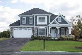 Light Grey Brick House How To Pick Shingle Colors 17 Facts Tips Courtesy Of Iko