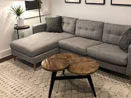 multi level coffee table for a