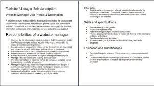 40 Clean Team Lead Job Description Resume Qa E132460 Resume Samples