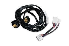 rear run turn brake controller controllers flashing modules pn 5489 run turn brake wiring harness for tour pak