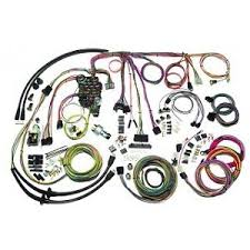 57 chevy wiring harness 1957 57 chevy belair classic update american autowire wiring harness kit 500434