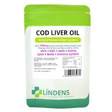 cod liver oil 1000mg capsules