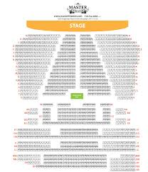 Coney Island Amphitheater Seating Chart Interactive Section Barclays Center Online Charts Collection