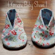 Baby Shoes Pattern Inspiration Kimono Baby Shoes Free Pattern Tip Junkie