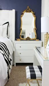 Best  Navy Gold Bedroom Ideas On Pinterest Navy Bedroom Walls - Dark blue bedroom