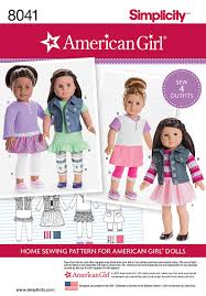 18 Doll Clothes Patterns Cool Design