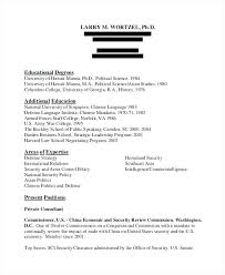 Marine Corps Resume Marine Corps Resume Examples Military To ...