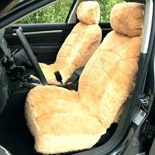 seat covers for cars best beautiful sheepskin images on winter coats and of car costco review