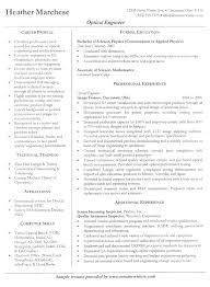 Academic CV Example