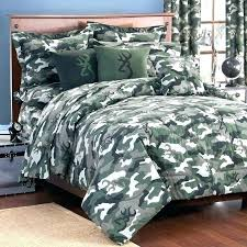camo bedding sets queen size full green comforter set military