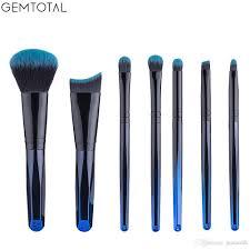 wholes face makeup brushes platinum rose gold grant portable makeup makeup kit brush set brush sets from juntao88 5 44 dhgate