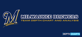 2019 Milwaukee Brewers Depth Chart Updated Live