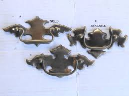 Antique Cabinet Pulls Robinsons Antique Hardware 1920s 1940s Style Drawer Pulls