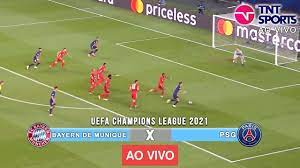 ⚽🔴 Bayern De Munique x PSG - AO VIVO (COM IMAGEM !!!) UEFA Champions  League 2021 07/04/2021 - YouTube