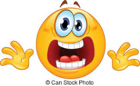 Image result for clip art for fear