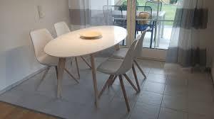 Moderner Esstisch Mit 4 Stühlen In 35578 Wetzlar Für 38000 Kaufen