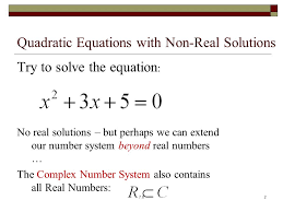 2 quadratic equations