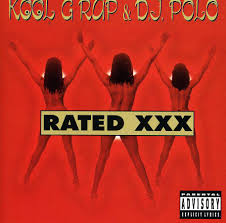 Kool G Rap Dj Polo Rated XXX Parental Advisory Free Shipping.