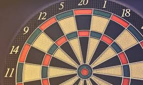 Darts Points Chart How To Play 801 Darts