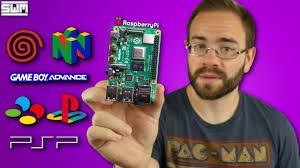The <b>Raspberry Pi 4</b> Is A Gaming Beast - YouTube