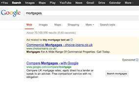 Google Launches Mortgage Comparison Service Telegraph