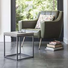 modern side tables. New + Notable | Perspective Side Table From Lyon Beton|YLiving 10 Must Have Modern Tables S