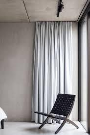 Best MINIMALIST CURTAINS Images On Pinterest - Bedroom window dressing