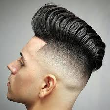 male hairstyles modern pompadour