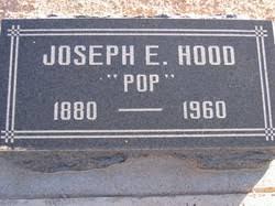 Joseph Elmer Hood (1880-1960) - Find A Grave Memorial