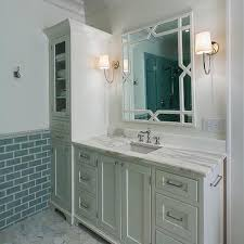 linen closet in bathroom. Built In Bathroom Vanity With Linen Closet Design Ideas Cabinet O