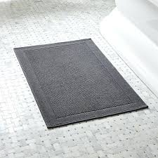 gray and yellow bathroom rug sets black grey white mats chevron bath reviews crate barrel home grey and white bathroom mats
