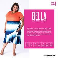 Lularoe Size Chart The Lularoe Bella Wrap Skirt Everything You Need To Know