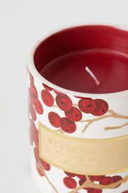 Большая <b>ароматическая свеча</b> - Красный/Winter's <b>Eve</b> - HOME ...