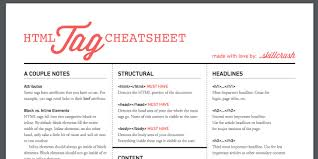 html reference sheet 15 diagrams that make graphic design much easier creative market blog