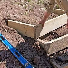 garden pallet organizer garden steps