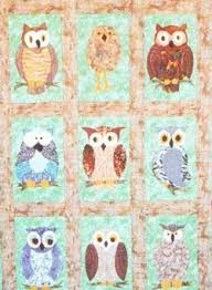 21 best Owl quilts images on Pinterest | Owl, Autumn and Baby owls & Owl Quilt Pattern - The Patchwork Angel, Australia. Adamdwight.com