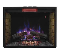 infrared electric fireplace heater insert review classicflame 33ii310gra 33